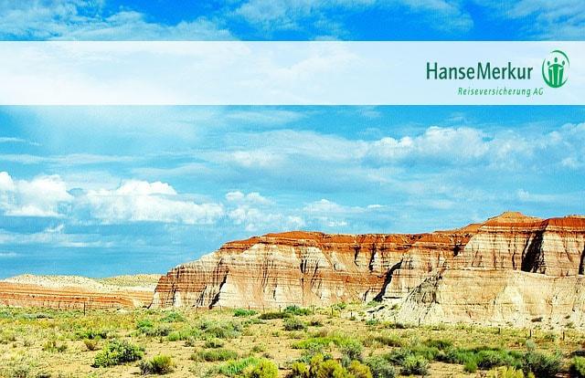 Auslandskrankenversicherung HanseMerkur - Übersicht